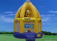 jumping castle/ unique sea world combo inflatable bounce house inflatable despicable me minion castle /inflatable castle