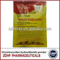 Generic drugs oxytetracycline powder wholesale pharmaceutical for chickens fish bird poultry medicine
