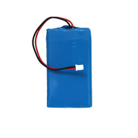 High Capacity Lipo Battery 10000mAh 7.4V 2S 25C Burst 50C RC lithium polymer Battery Pack
