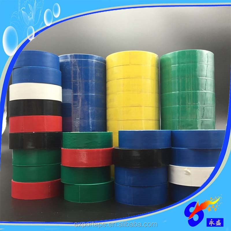 Shijiazhuang good new high quality coreless pvc electrical tape