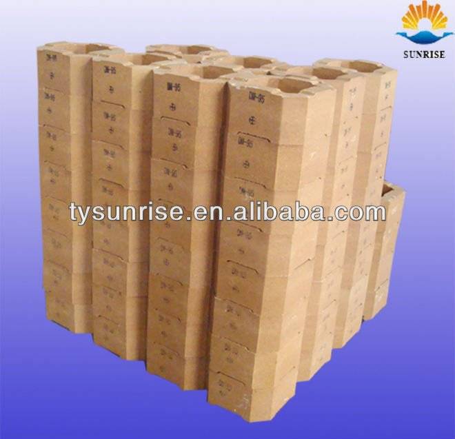 high quality chrome magnesia refractory brick
