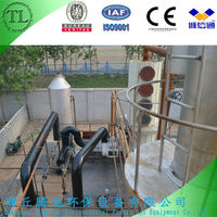 2014 Design Patented Used/Waste Engine Oil into Diesel Distillation Machine with CE&ISO&BV