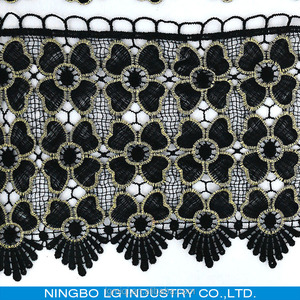 New Fashion Chemical Lace hot selling Water Soluble Lace
