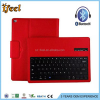 Carry Case Bluetooth Keyboard,2015 New Design Innovative Product Carry Case for ipad pro with Removeable