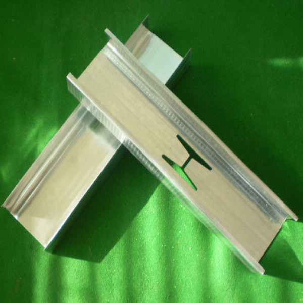 free sample galvanized steel profile drywall framing suspension ceiling system metal stud track