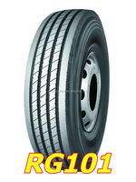 ROOGOO TRUCK TIRES Wholesale New 315 80 22.5 Heavy duty Chinese Truck Tires