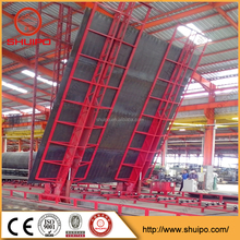 steel plate turning machine,Board Turnover Machine Or metal plate Turning Over Machine