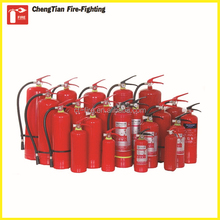 ABC dry chemical powder fire extinguisher FIRE EXTINGUISHER TROLLEY