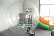 Inflatable Walking on Water Ball / Water Bubble Roller Ball For Children Water Games