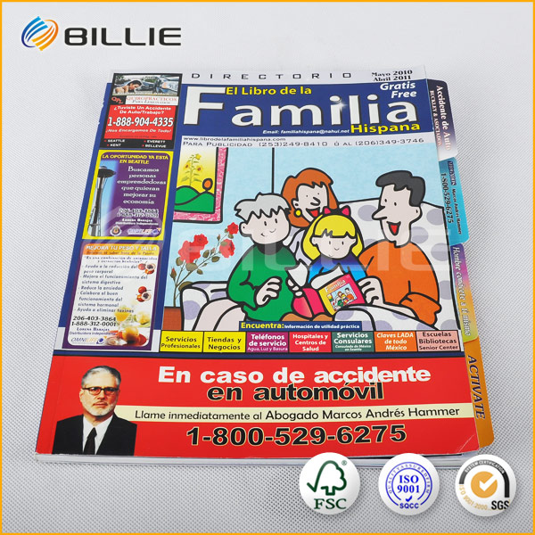 Reliable Suppier of BILLIE Activity Book Printing Service