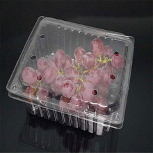 Personalized plastic biodegradable food trays