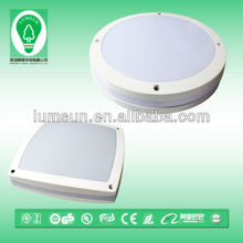 ip65 waterproof motion sensor led bulkhead light with CE RoHS listed