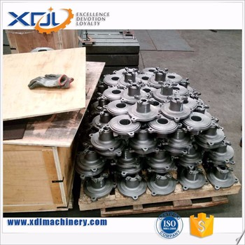 High Precision Custom Green Sand Casting in China