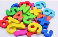 2016Teda Wood Blocks Colorful Alphabet Letters