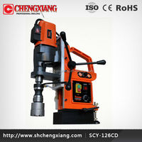SCY-126CD Magnetic Core drill twist Drill machine for reinforced,brick,stone,granite