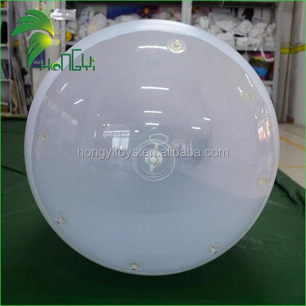 Newest Inflatable Cone Light , Customized Inflatable Ivory Shape With Led Light For Decorations