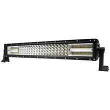 Flood / Spot / Combo Beam Dual Row Led Light Bar 126w 20inch Car Led Bar 4x4, High Quality Led Light Bar Combo,Light Bar Flood