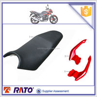 ITALIKA FT180 racing motorcycle leather seat cushion for sale