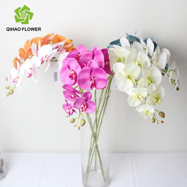 Stocking decorative artificial flowers silk orchid flowers cheap img8355g artificial orchid flowers mightylinksfo