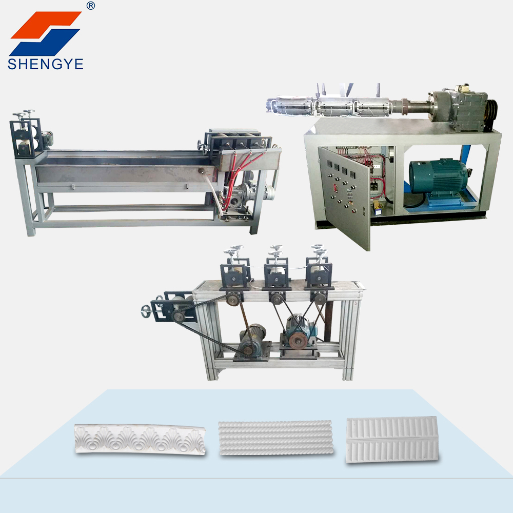 plastic board line blow molding machines