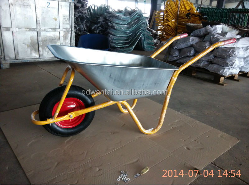 WB6404H big agricultural tool wheelbarrow for sale