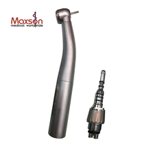 Maxson Push button Torque head FOUR water spray fiber optic with Kavo quick coupling high speed handpiece MX-E60