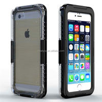cell phone case for apple 6 leather waterproof case