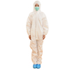 sms disposable coverall/sms protective clothing