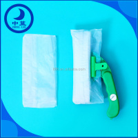 Medical supplies Small cleaning brush,surgical bed cleaning brush cover