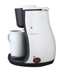 Digital Drip Coffee Maker with double cups