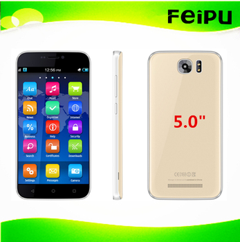 China 3G 5inch 1.5GHz/Quad Touch Screen Gsm Wcdma Cell Phone with Whatsapp