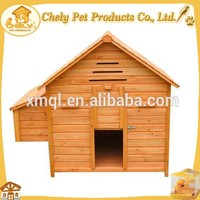 Fashionable Design Outdoor Wooden Chicken Cage Cheap Wholesale Pet Cages,Carriers & Houses