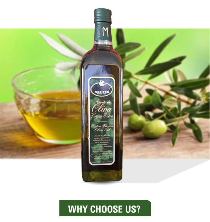Made in Spain Flavored Olive Oil For Export