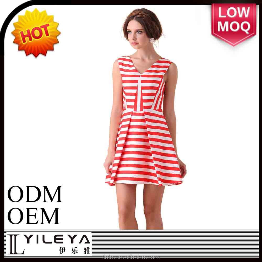 2015 New Sexy Ladies WIthout Design Summer Dress