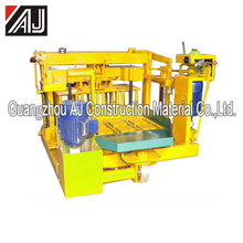 QT40-3A automatic machine of laying the block of cement/small business machinery/brick making machines sale in kenya (Guangzhou)