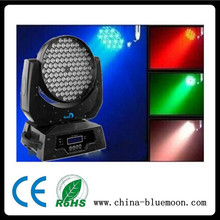 dj lights 108 3w led moving head wash outdoor stage lighting