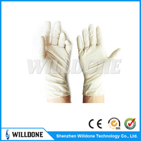 disposable antistatic latex gloves esd