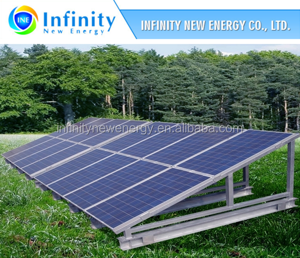 INE Poly 250W 255W 260W 265W PV Solar 60 Cell Module for Home Use
