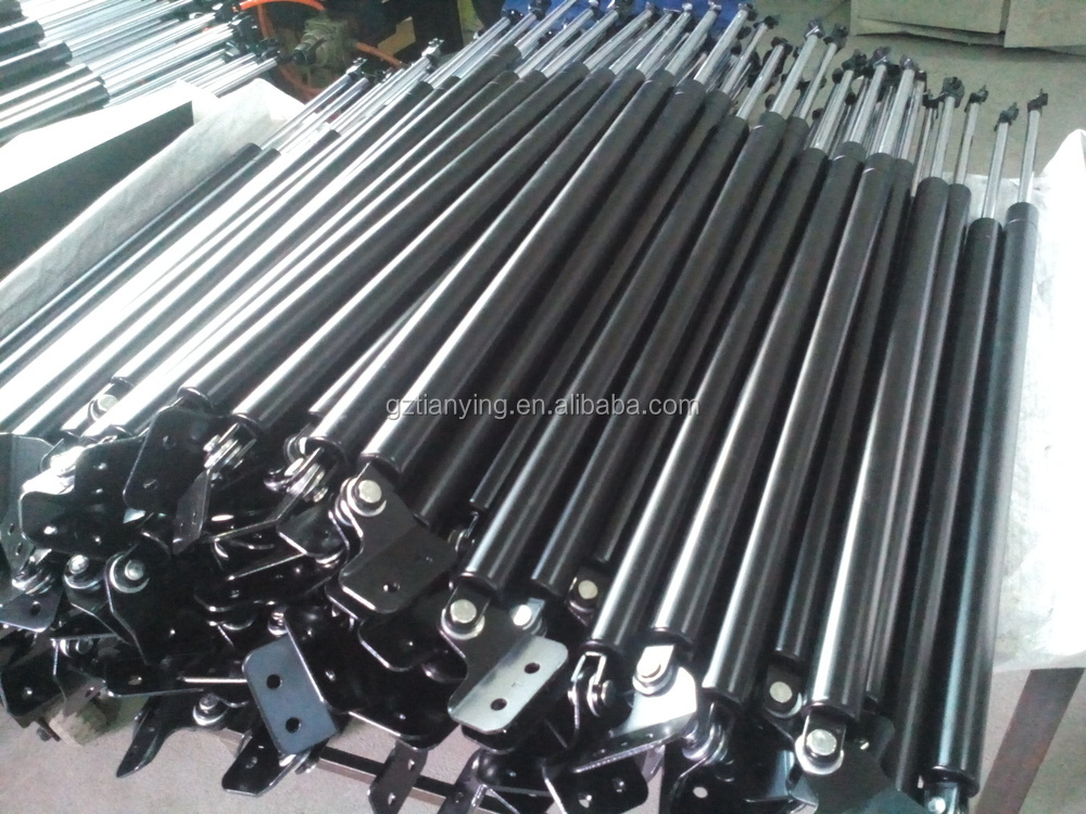 China Leading Supplier Custom Pull Traction Gas spring