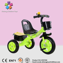 2016 Toy Vehicle Type Luxurious and High Quality New Model Children Tricycle
