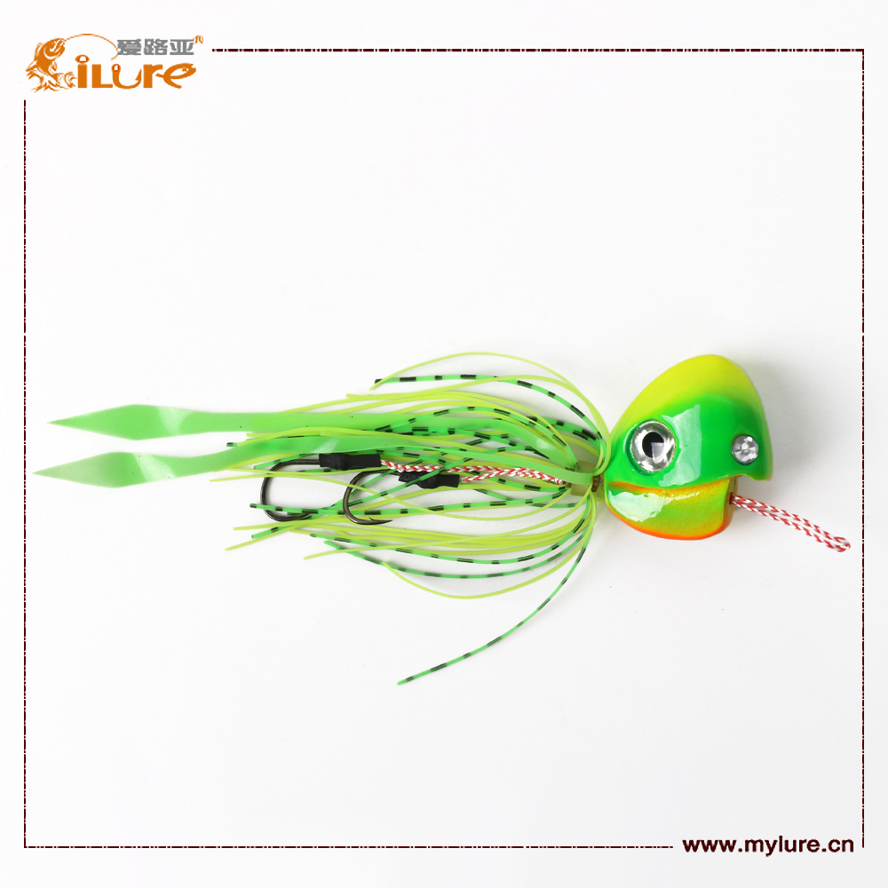 Fish Head Jig Lures Lead Sinker Weight 60g,70g,90g,95g Suppliers