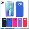 North America hot selling super slim hot model phone cover TPU mobile case for Samsung Galaxy S7 Edge cover case