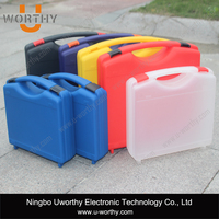 china factory low price pp material custom hard plastic carry case for electrical equipment
