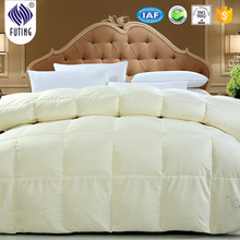Wholesale cheap price polycotton filling solid colors duvet qults and comforter