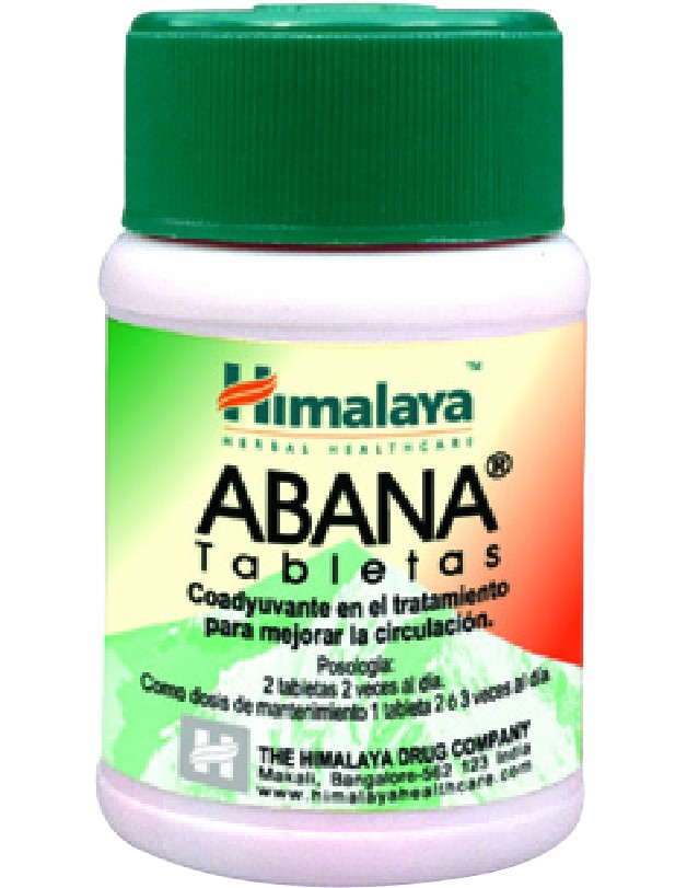 Exclusive Offer -- Abana Tablets -- Spanish Packaging -- Limited Supply
