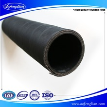 High Duty Corrugated oil Suction Rubber pipe with copper wire