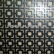 indoor design decorative metal screen