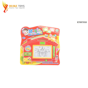 Cute writing game plastic educational magnetic boards wholesale in 2018
