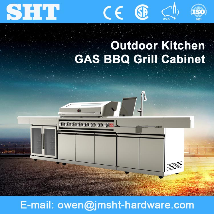 Oem New Model Manufacturer Cheap Stainless Steel Kitchen Cabinet Countertops