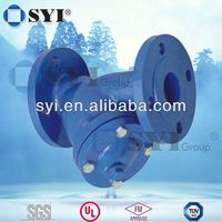 api cast steel y strainer - SYI GROUP